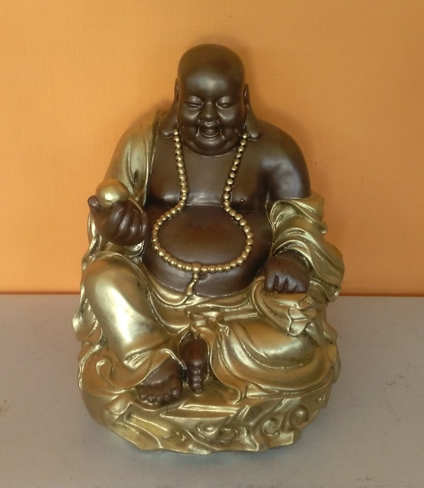 Buddha-kinai-golyoval-ulo-bronz-arany