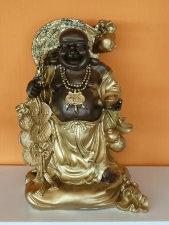 Buddha-kinai-penzes-bronz-arany-rez