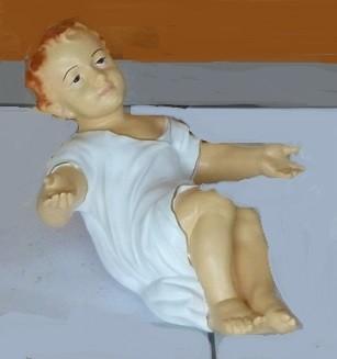 Jézus-gyermek/55cm