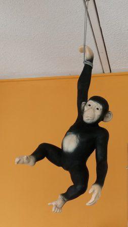 Csimpánz-95 cm-függő