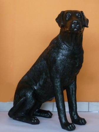 Kutya-Labrador-ülő/82cm