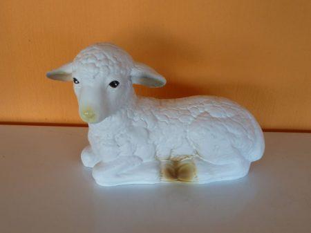 Bárány-fekvő-18 cm