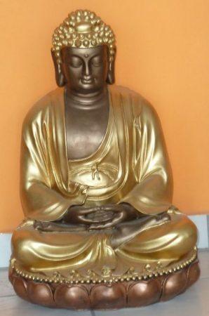 Buddha-thai-meditalo-60-cm-bronz-arany-rez