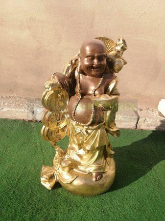 Buddha-kinai-penzes-bronz-arany/AR-B61