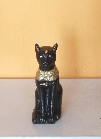 Egyiptomi macska/Básztet-18cm