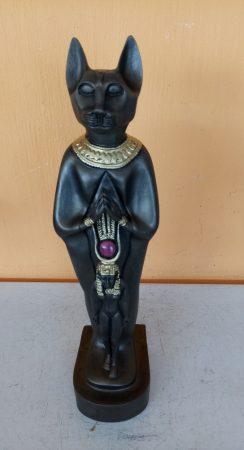 Macska istennő-Básztet-39cm/ba