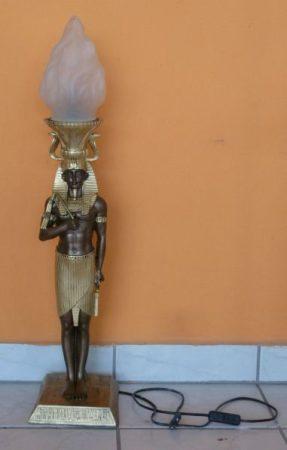 Fáraó- 56cm-Ramszesz-lámpa