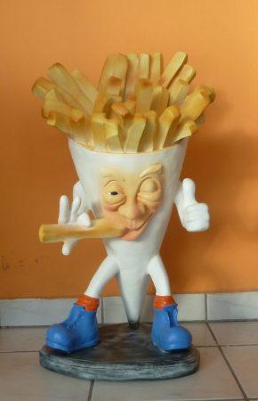 Sült krumpli- 85cm