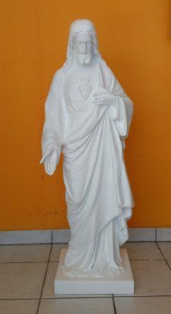 Jézus-Szívére mutató-110 cm/f