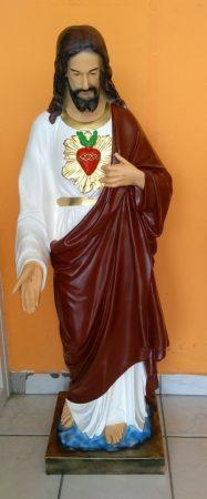 Jézus-Szívére mutató-110 cm/fb