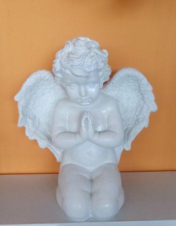 Angyal- 50cm-Imádkozó