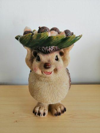 Sün-16cm-Gombát tartó-makkal