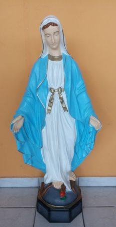 Szűz Mária-Szeplőtlen Istenanya/110cm