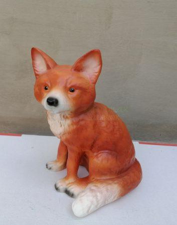 Róka-ülő-28 cm