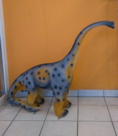 Dinoszaurusz-Diplodocus- 90cm-felemelt fejjel