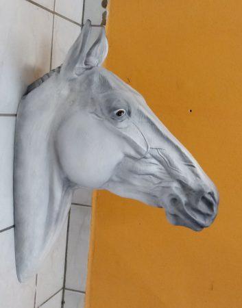 Lófej-70cm/fehér