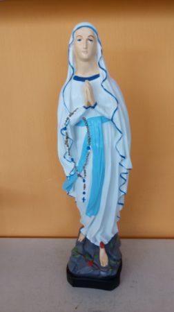 Szűz Mária-Lourdes Madonna/ 60cm