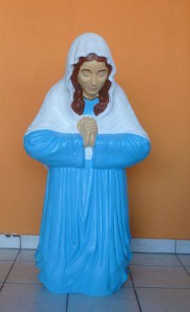 Szűz Mária-112cm-térdelő
