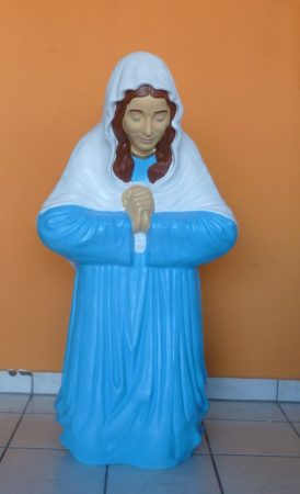 Szűz Mária-térdelő/112cm