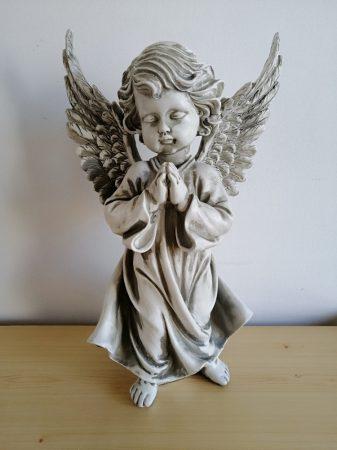 Angyal- 33cm-imádkozó-álló