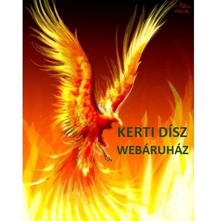 Kerti törpe-Fazekas/Korongozó-40cm