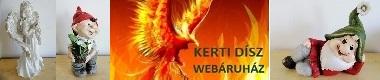 Kerti dísz webáruház